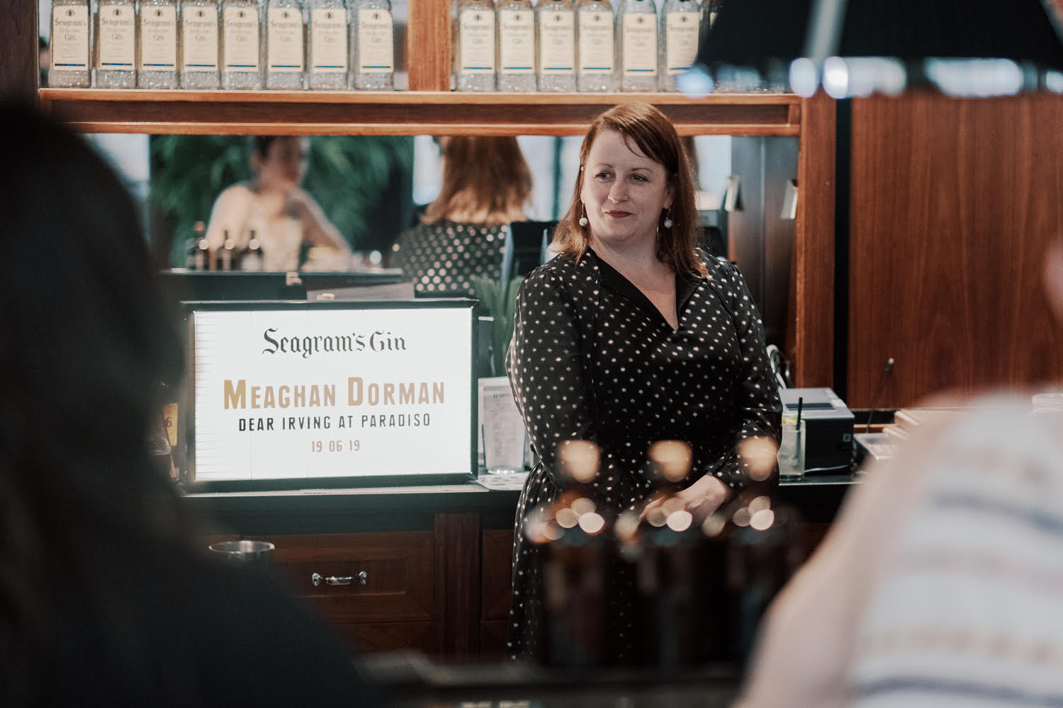 Seagram's New York Hotel