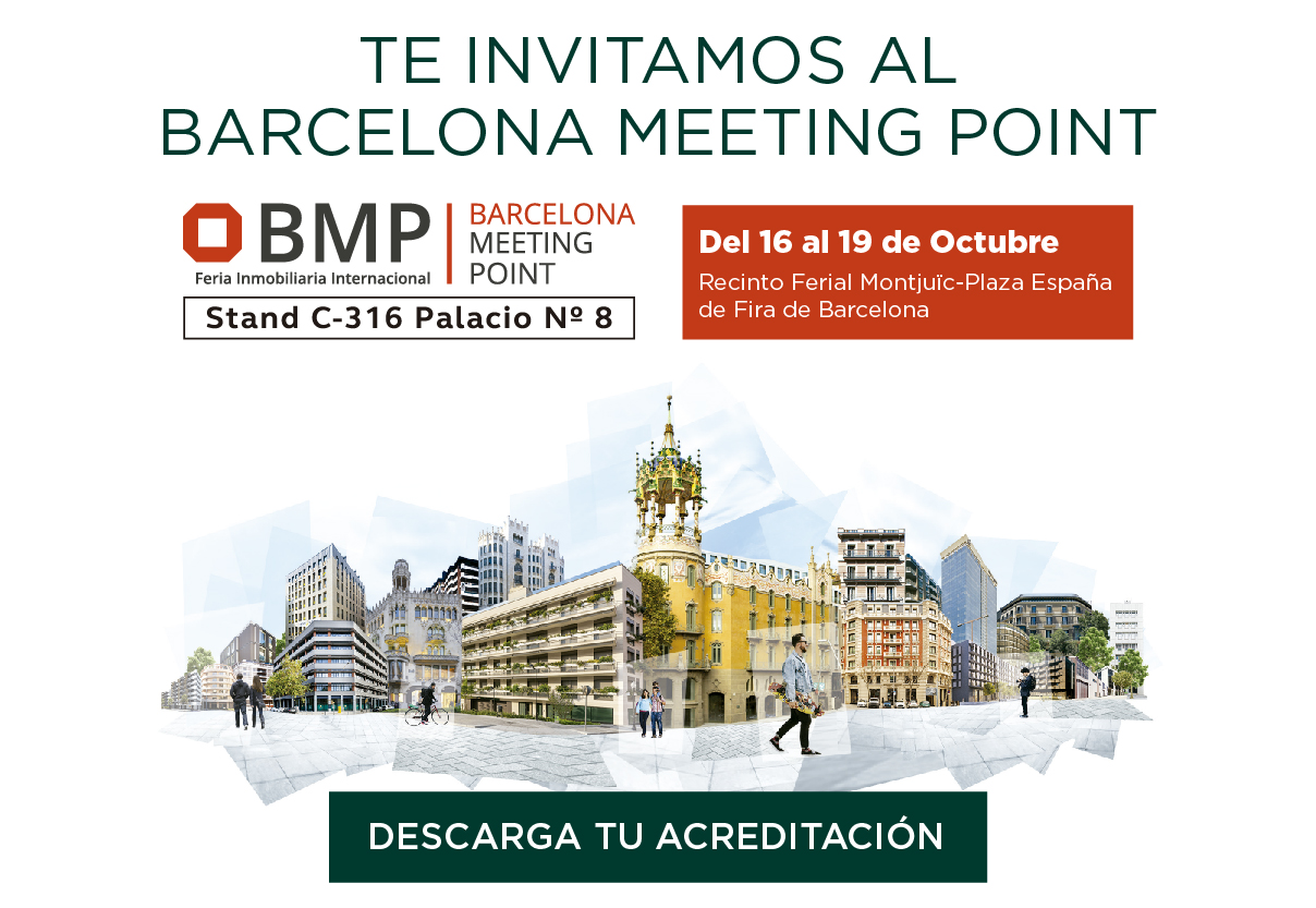 Invitación Barcelona Meeting Point